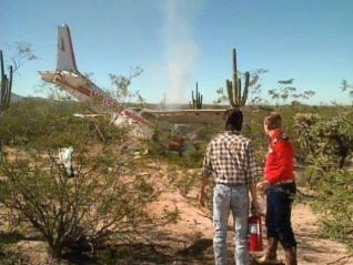 Hey Dude: Crash Landing