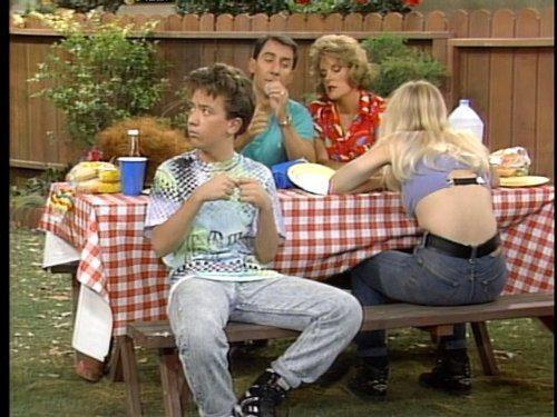 Married... With Children: Hot Off the Grill
