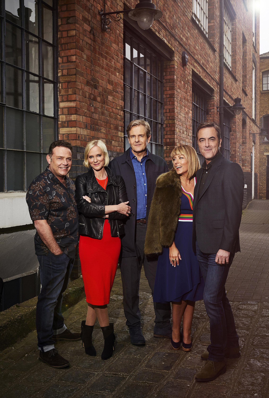 Cold Feet [TV Series]