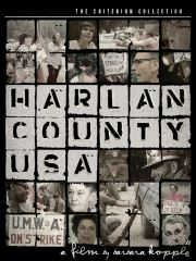 Harlan County, U.S.A. (The Criterion Collection) - Barbara Kopple (DVD) UPC: 037429208328