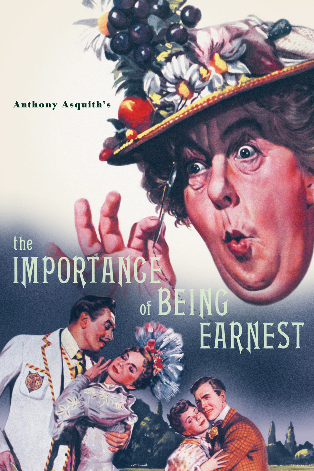 the importance of being earnest summary The english theatre frankfurt – oscar wilde, the importance of being earnest resource pack for teachers - comprehensive version.