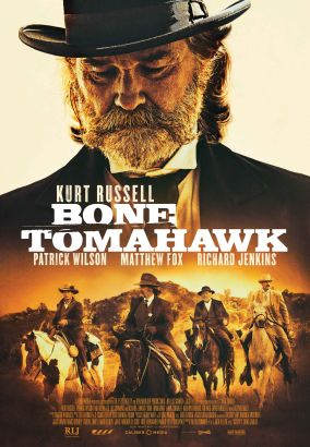 Bone Tomahawk / Caliber Media presents &#59; in association with The Fyzz Facility and Realmbuilder Productions &#59; a Dallas Sonnier & Jack Heller p