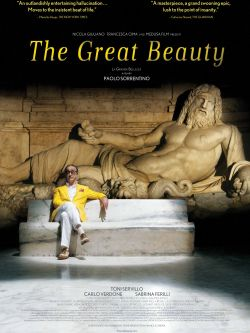 The great beauty / produced by Nicola Giuliano, Francesca Cima &#59; written by Paolo Sorrentino and Umberto Contarello &#59; directed by Paolo Sorren