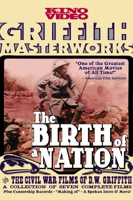 the birth of a nation by dw griffith first docu drama Directed by dw griffith with lillian gish, mae marsh, henry b walthall, miriam cooper  the birth of a nation (1915)  it was the first time in history where .