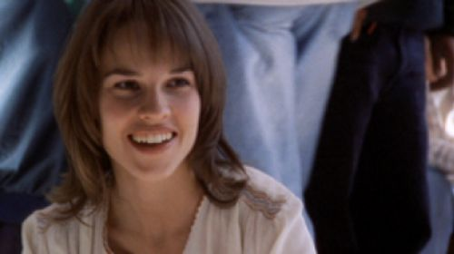 hilary swank biography movie highlights and photos