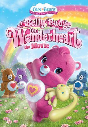 Care Bears: A Belly Badge for Wonderheart