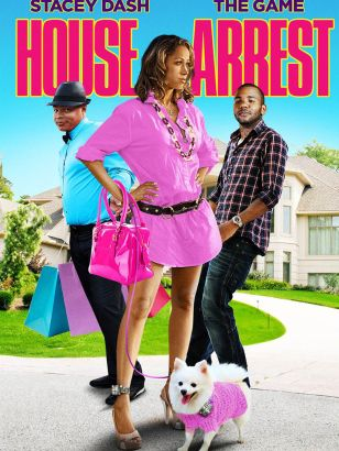 House arrest the movie cast