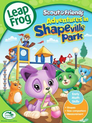 LeapFrog: Scout & Friends - Adventures in Shapeville Park