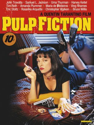 """a plot overview of the quentin tarantino directed film pulp fiction Deadline previously reported that the script hews closely to """"pulp fiction"""" the budget is estimated around $100 million  quentin tarantino's new movie: first plot details reveal the."""