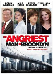 Angriest Man In Brooklyn - Robin Williams (DVD) UPC: 031398199007