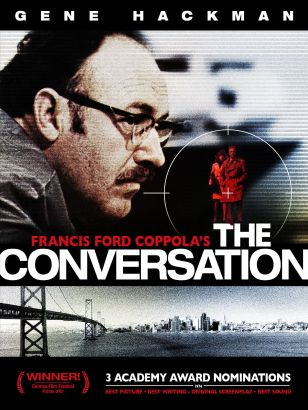 a comprehensive review of the conversation a movie by francis ford coppola Hollywood reborn: movie stars  of course, jane fonda—but, more importantly, the volume offers comprehensive views of stars who  (francis ford coppola,.