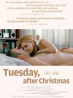 Tuesday, After Christmas