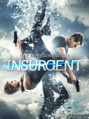 The Divergent series. Insurgent / Summit Entertainment presents &#59; a Red Wagon Entertainment production &#59; a Mandeville Films production &#59; d
