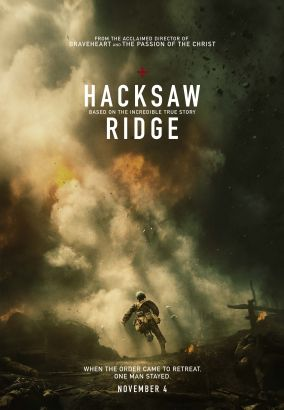 Hacksaw Ridge / Summit Entertainment and Cross Creek Pictures present &#59; in assoctiation with Demarest Media and Argent Pictures &#59; produced in