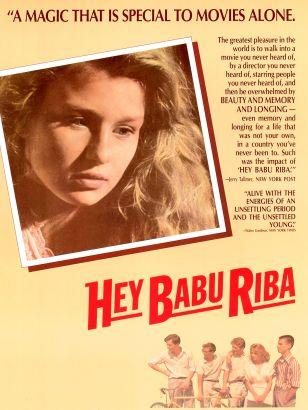 Hey, Babu Riba
