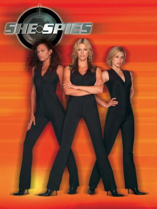 She Spies [TV Series]