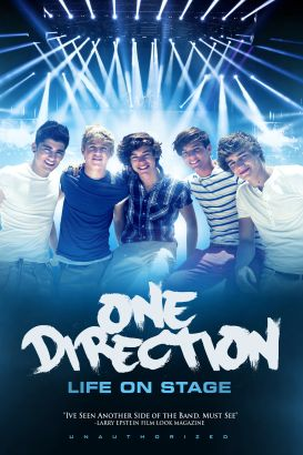 One Direction: Life on Stage - Unauthorized