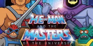 He-Man and the Masters of the Universe [Animated TV Series]