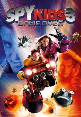 Spy Kids 3-D: Game Over