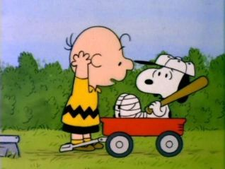 The Charlie Brown and Snoopy Show: Snoopy and the Giant