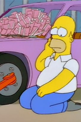 The Simpsons: The City of New York vs. Homer Simpson