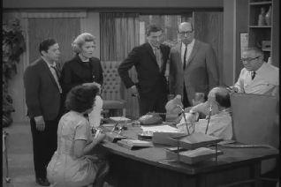 The Dick Van Dyke Show: When a Bowling Pin Talks, Listen