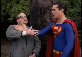 Lois & Clark: The Eyes Have It