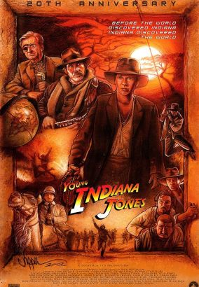 The Young Indiana Jones Chronicles [TV Series]