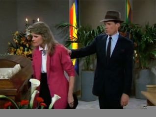 Murphy Brown: And So He Goes