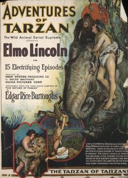 The Adventures of Tarzan [Serial]