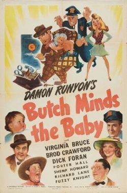 Butch Minds the Baby