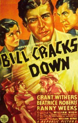 Bill Cracks Down