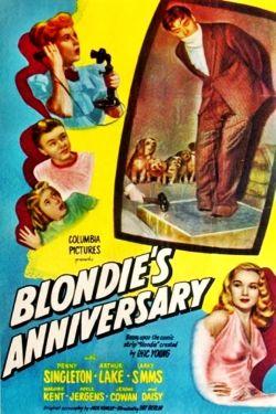 Blondie's Anniversary