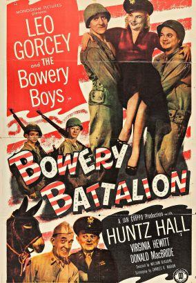 Bowery Battalion