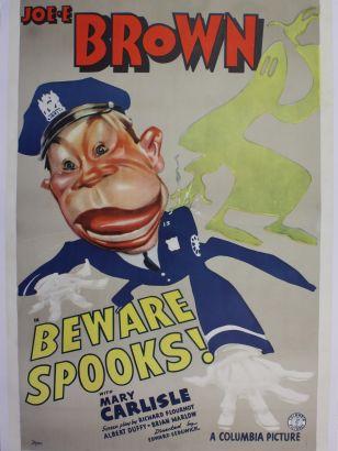 Beware Spooks!