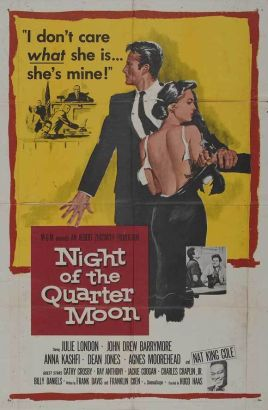 Night of the Quarter Moon