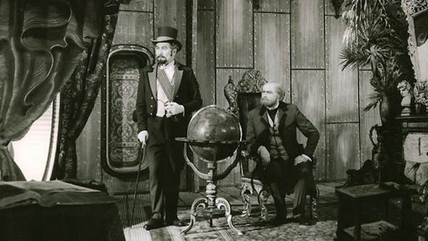 Il conte Artigas e il dottor Roth
