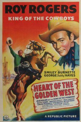 Heart of the Golden West