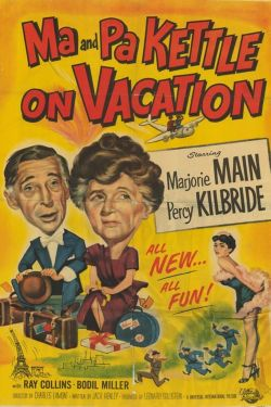 Ma and Pa Kettle on Vacation
