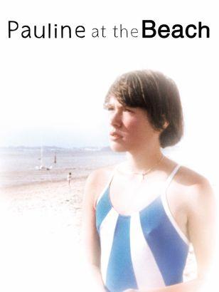 Pauline at the Beach