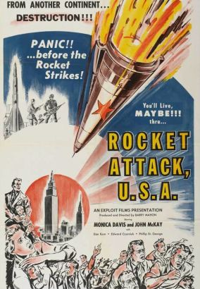 Rocket Attack, USA