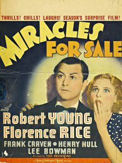 Miracles for Sale