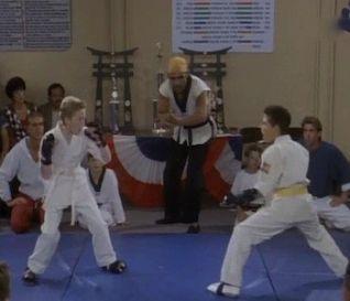 Step By Step: Karate Kid