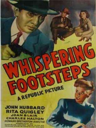 Whispering Footsteps