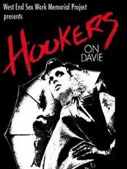 Hookers on Davie Street