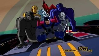Batman: The Brave and the Bold: Clash of the Metal Men!