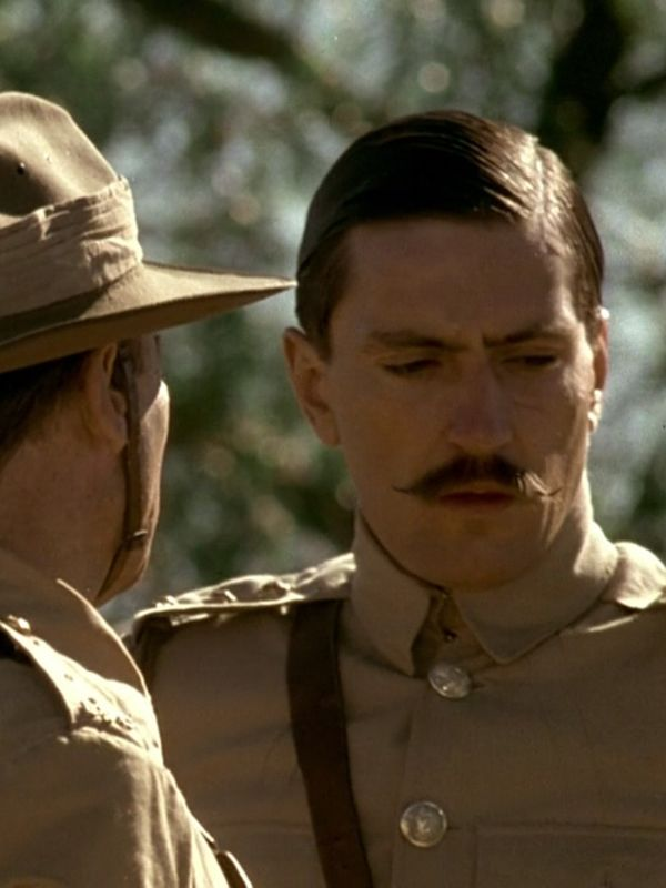 breaker morant monologue major bolton Major milos segora, target: harry (also known as how to make it and what's in it  for harry), 1969  (and coproducer, script consultant, and post-production  sound mixer) zombie (also known as dawn of the dead,  dr bolton, empty  nest, nbc, 1991  corporal sharp, breaker morant, new world-quartet,  1980.
