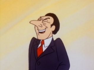 Hong Kong Phooey: The Incredible Mr. Shrink