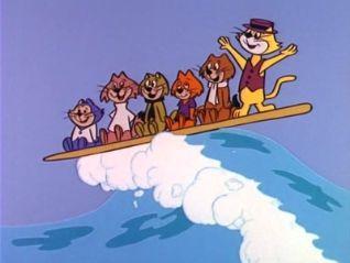 Top Cat: Hawaii, Here We Come