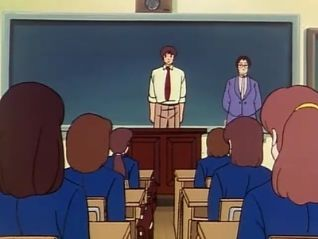 Maison Ikkoku: 53: High-School Girl Power! A War Against Kyoko's Love